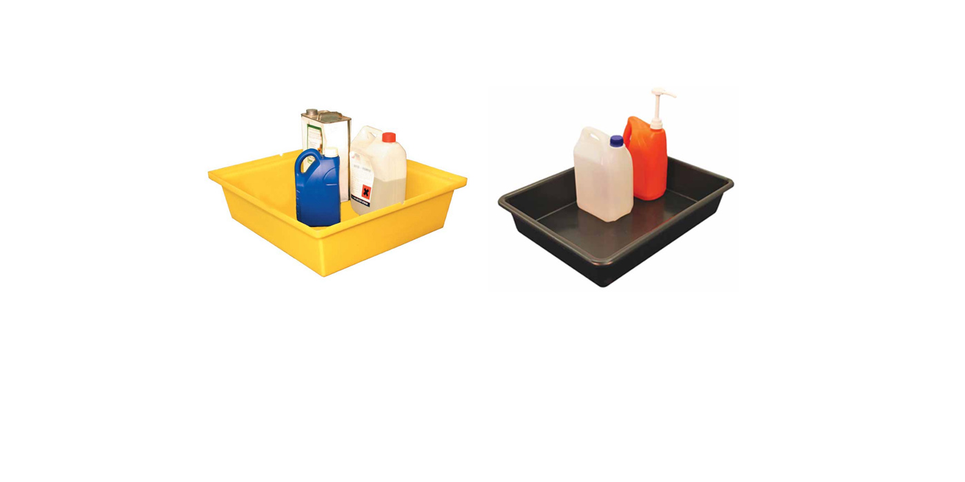 Spill Trays / Drip Trays - Spillco UAE - Supplier of Plastic